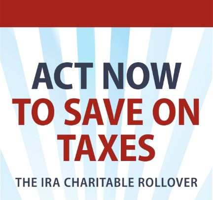 Rollover your IRA RMD
