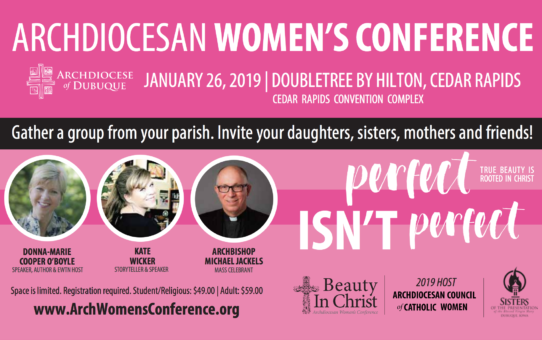 Archdiocesan Women's Conference
