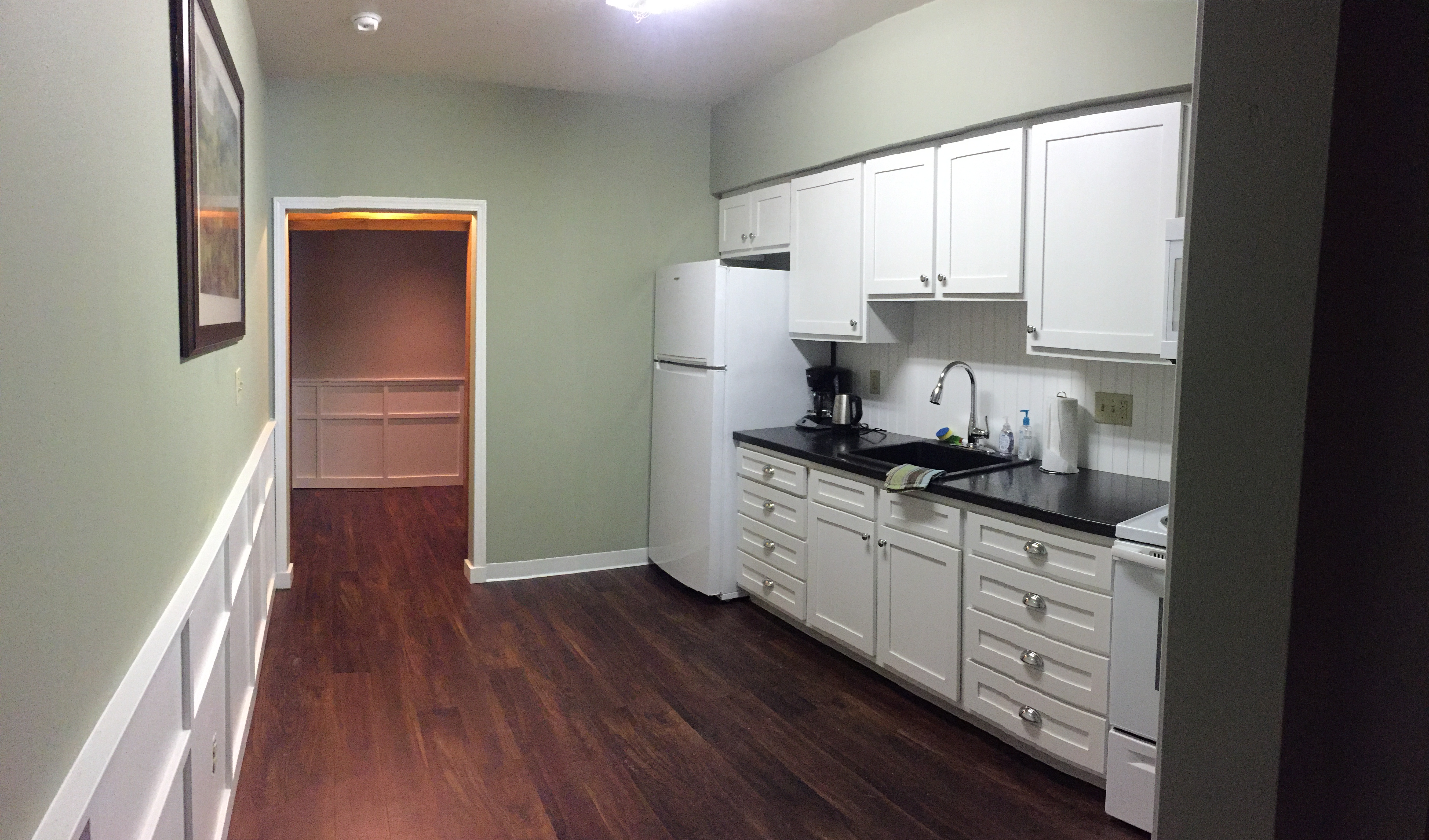 Office/Kitchen Remodel at St. Mark