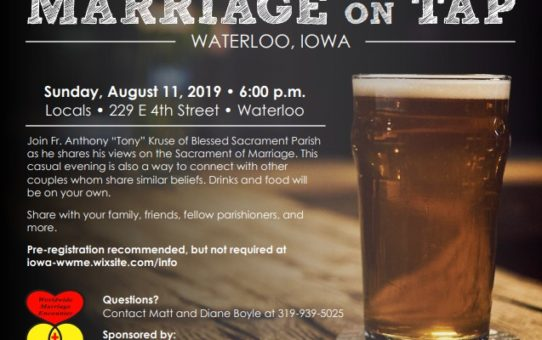 Marriage on Tap with Fr. Tony