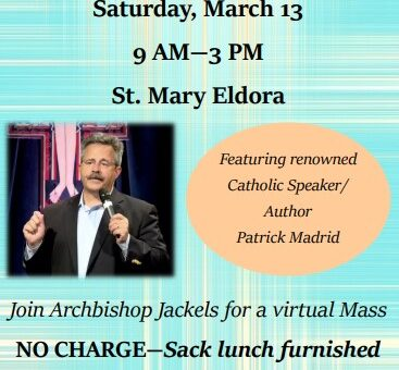 Archdiocesan Men's Conference