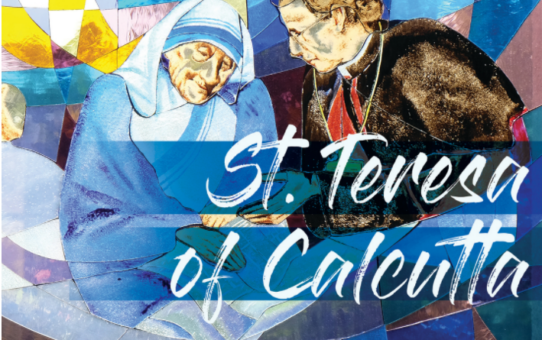 St. Mother Teresa of Calcutta and the Eucharist