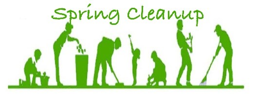 Clean Up Day at St. Mary, Eldora