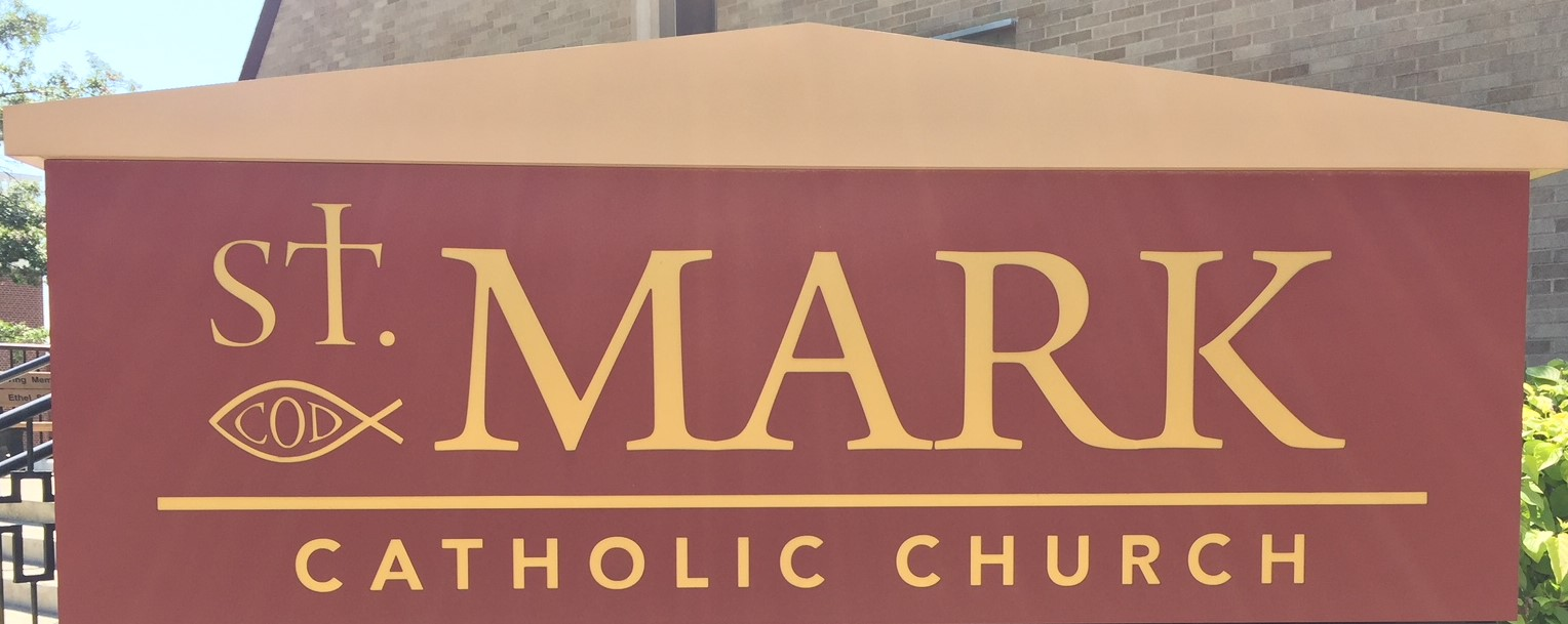Welcome Back - St. Mark