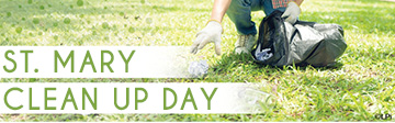 St. Mary Eldora Clean Up Day – April 24