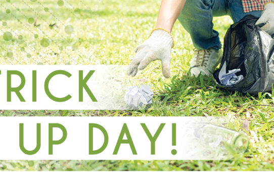St. Patrick Clean Up Day – April 17